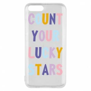 Xiaomi Mi6 Case Count your lucky stars