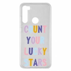 Xiaomi Redmi Note 8 Case Count your lucky stars