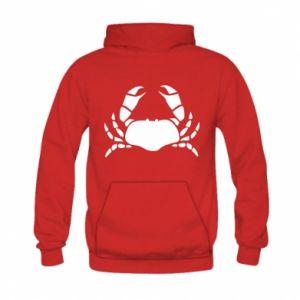 Bluza z kapturem dziecięca Crab