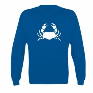 Bluza dziecięca Crab