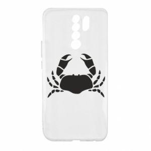 Etui na Xiaomi Redmi 9 Crab
