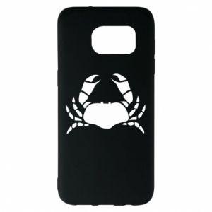 Etui na Samsung S7 EDGE Crab
