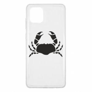 Etui na Samsung Note 10 Lite Crab
