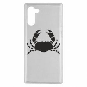 Etui na Samsung Note 10 Crab