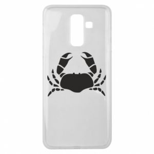Etui na Samsung J8 2018 Crab