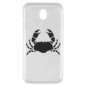 Etui na Samsung J7 2017 Crab