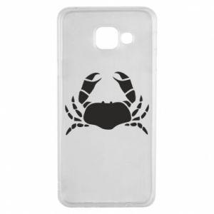 Etui na Samsung A3 2016 Crab
