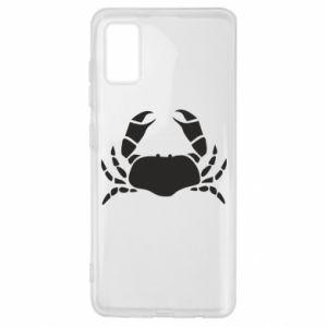 Etui na Samsung A41 Crab