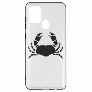 Etui na Samsung A21s Crab