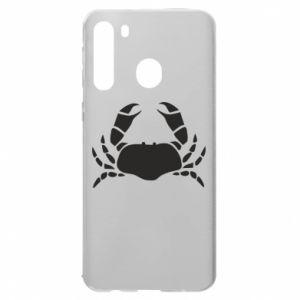 Etui na Samsung A21 Crab