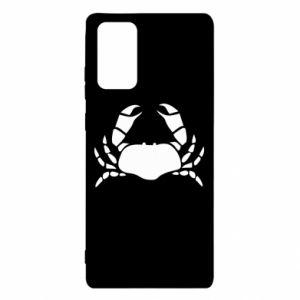Etui na Samsung Note 20 Crab