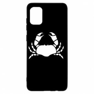 Etui na Samsung A31 Crab