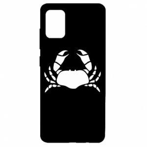 Etui na Samsung A51 Crab