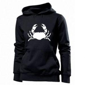 Bluza damska Crab