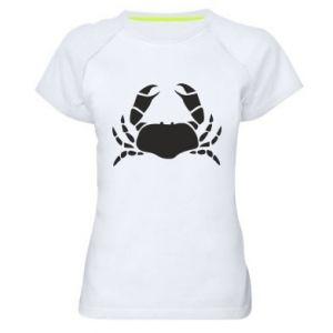 Koszulka sportowa damska Crab
