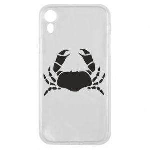 Etui na iPhone XR Crab