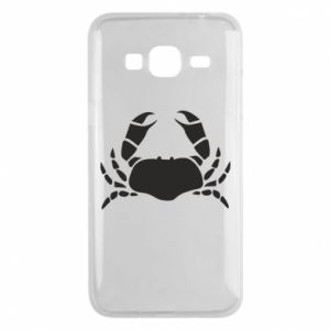 Etui na Samsung J3 2016 Crab