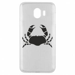 Etui na Samsung J4 Crab
