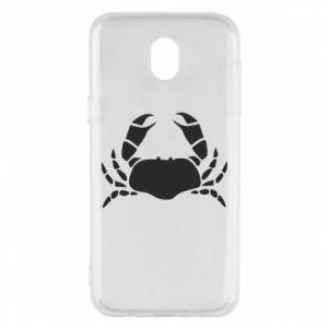 Etui na Samsung J5 2017 Crab