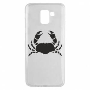 Etui na Samsung J6 Crab