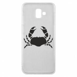 Etui na Samsung J6 Plus 2018 Crab