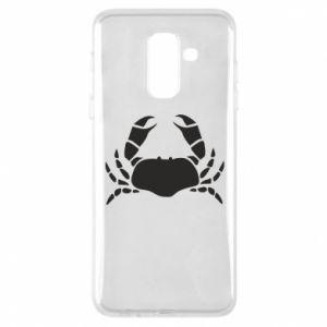 Etui na Samsung A6+ 2018 Crab