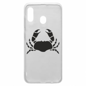 Etui na Samsung A30 Crab