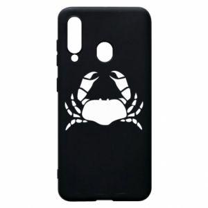 Etui na Samsung A60 Crab