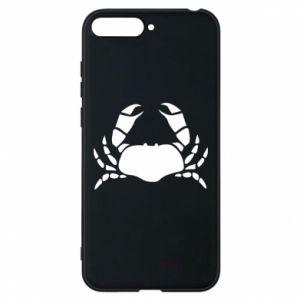 Etui na Huawei Y6 2018 Crab