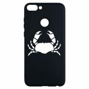 Phone case for Huawei P Smart Crab - PrintSalon
