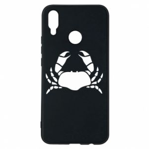 Etui na Huawei P Smart Plus Crab