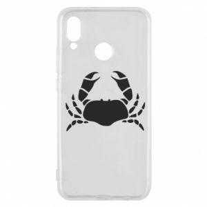 Etui na Huawei P20 Lite Crab
