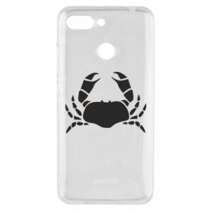 Etui na Xiaomi Redmi 6 Crab