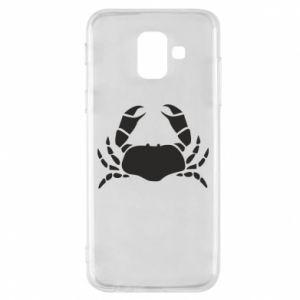 Etui na Samsung A6 2018 Crab