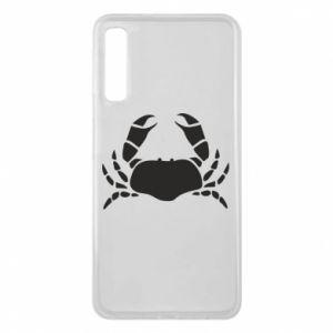 Etui na Samsung A7 2018 Crab