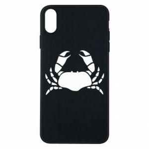 Etui na iPhone Xs Max Crab