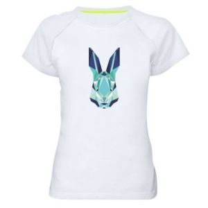 Koszulka sportowa damska Crawl graphics green