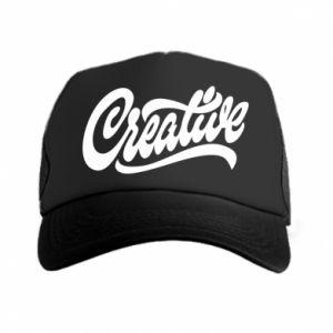 Czapka trucker Creative
