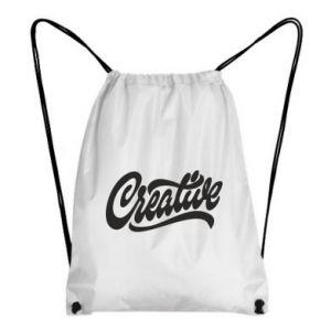 Plecak-worek Creative