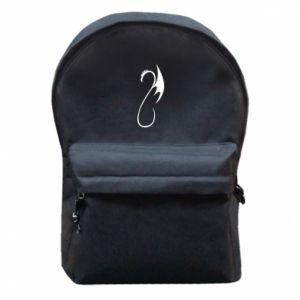 Plecak z przednią kieszenią Crochet dragon