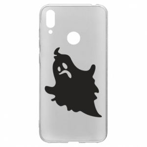 Etui na Huawei Y7 2019 Crooked face
