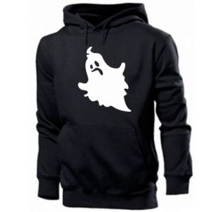 Men's hoodie Crooked face