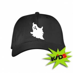 Kids' cap Crooked face - PrintSalon