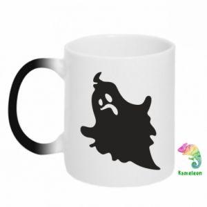 Chameleon mugs Crooked face - PrintSalon