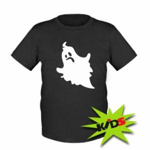 Kids T-shirt Crooked face - PrintSalon