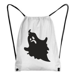 Backpack-bag Crooked face - PrintSalon