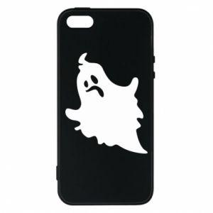Phone case for iPhone 5/5S/SE Crooked face - PrintSalon