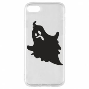 Phone case for iPhone 8 Crooked face - PrintSalon