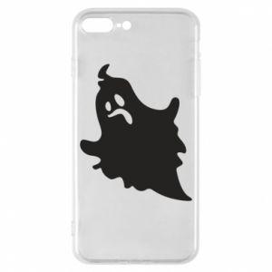 Phone case for iPhone 8 Plus Crooked face - PrintSalon