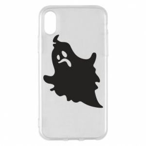 Phone case for iPhone X/Xs Crooked face - PrintSalon